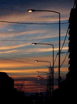 Steva Sumrak u gradu