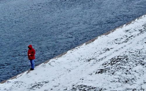 Steva U šetnji pored reke