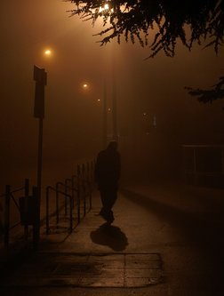 Steva Čovek u magli