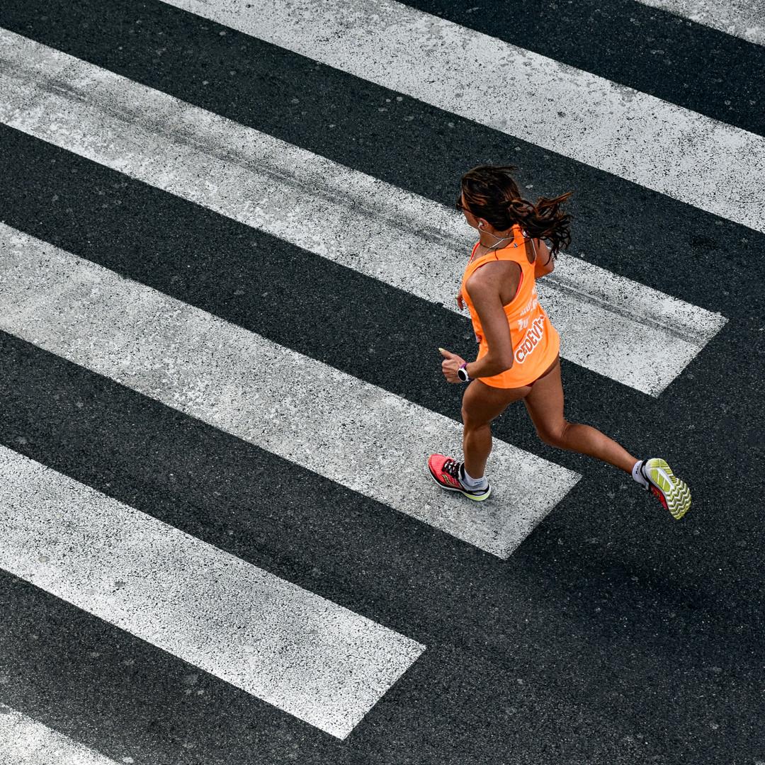 The runner I