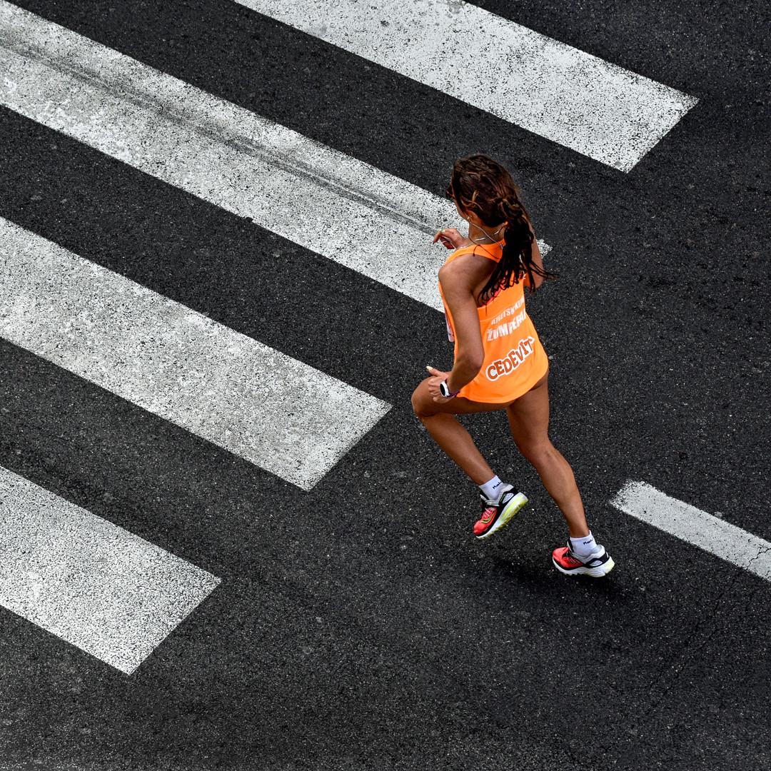 The runner II