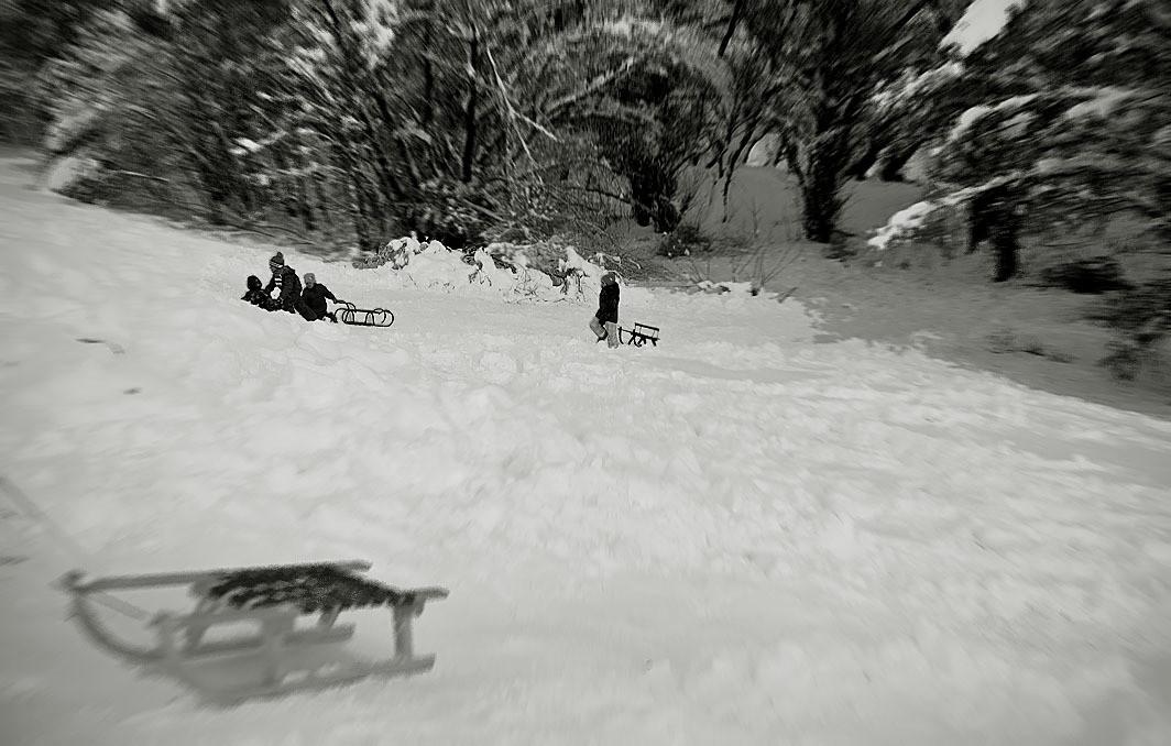 Sneg i raspust-šta više deci pozeleti?! :)