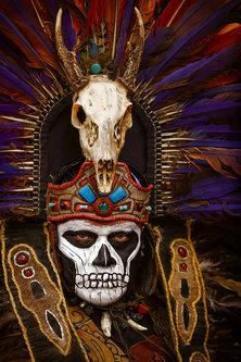 TheMladichi Aztečki ratnik