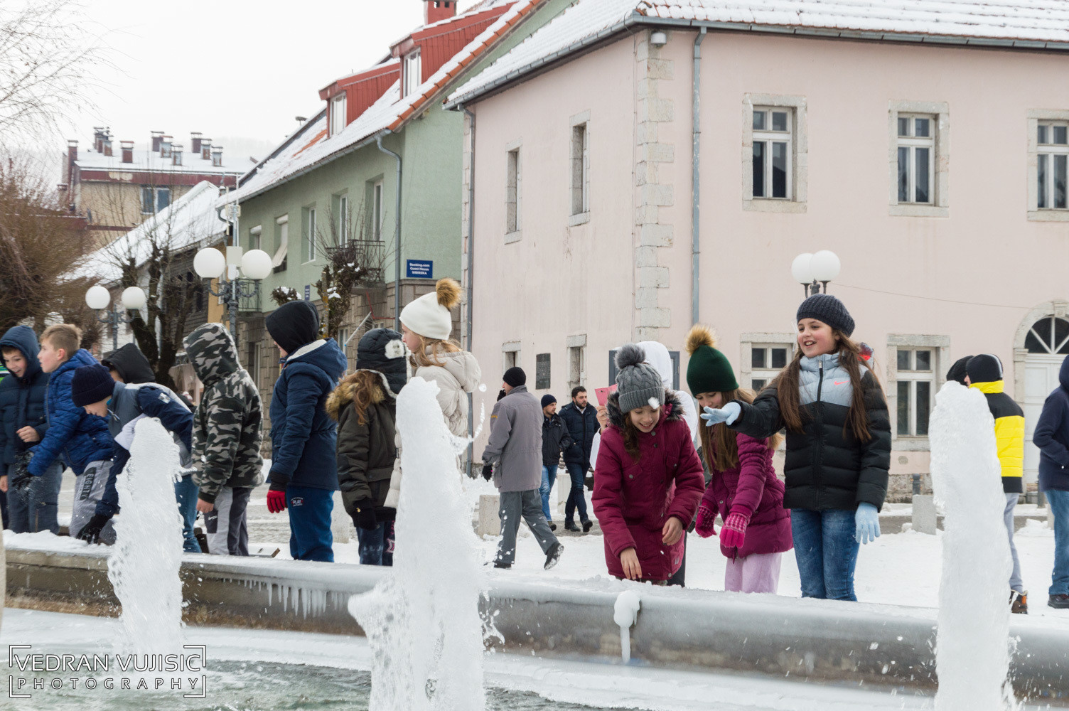Božićni bazar Kolašin 2017!