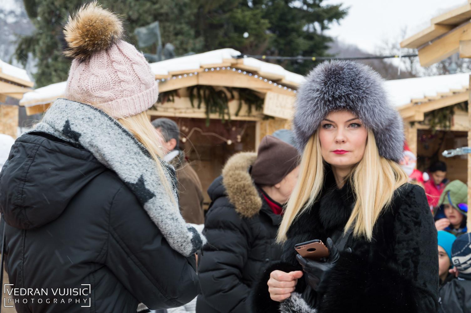 Božićni bazar Kolašin 2017