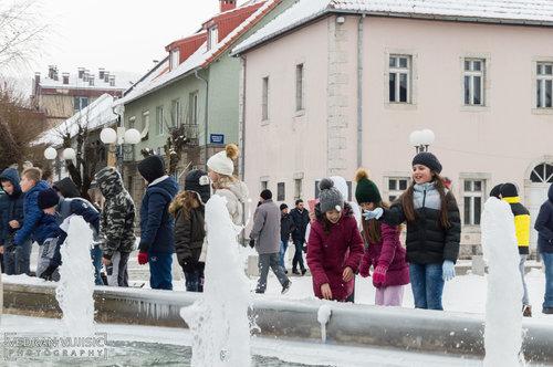 VedranMNE Božićni bazar Kolašin 2017!