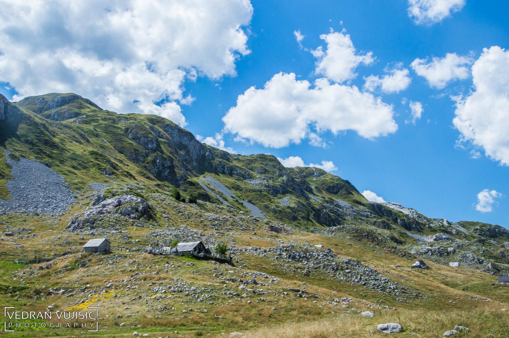 Koliba na Sinjavini - Crna Gora
