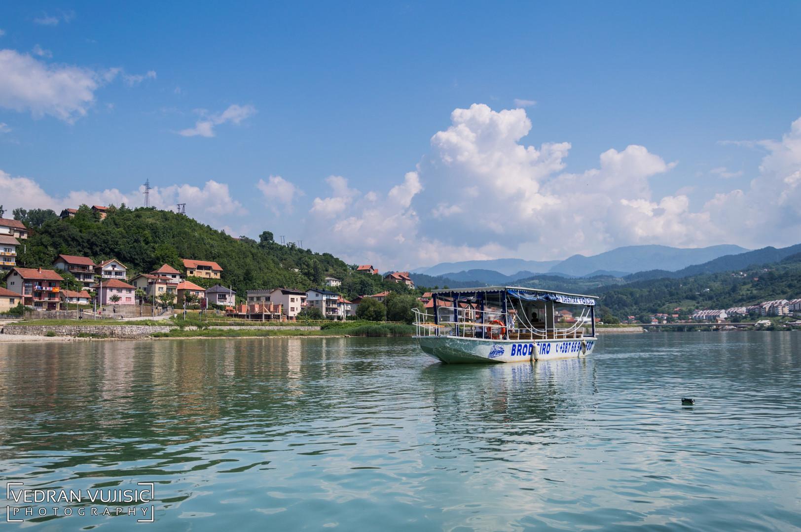 Rijeka Drina - Višegrad