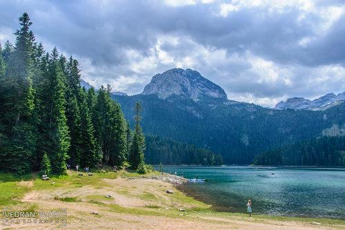 "VedranMNE Crno jezero-Nacionalni park ,,Durmitor"""