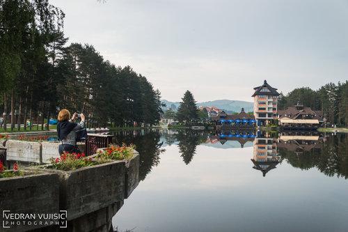 VedranMNE Jezero na Zlatiboru