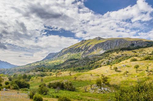 VedranMNE Ljetnji pejzaž Crna Gora