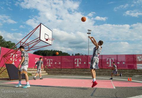 VedranMNE Premium košarkaški kamp Kolašin 2017