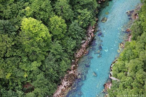 VeraBukvic Zeleno-plavi svet