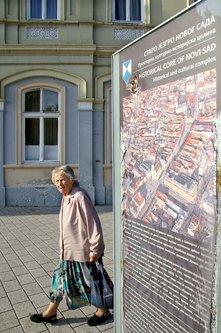 Vla-A Staro jezgro grada