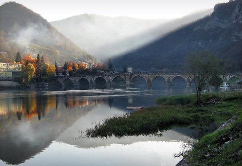 VladimirMijailovic Bridge on the Drina 2