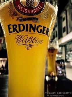 Vrakiphoto ERDINGER Weissbräu