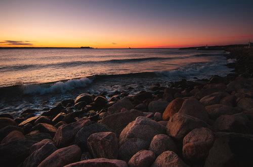 Zoltan Helsingborg beach