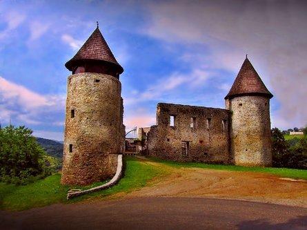 Zoran Frankopanski dvorac, Novigrad na Dobri