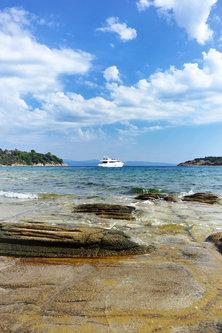 _jugosloven LAGONISI BEACH, Sithonia