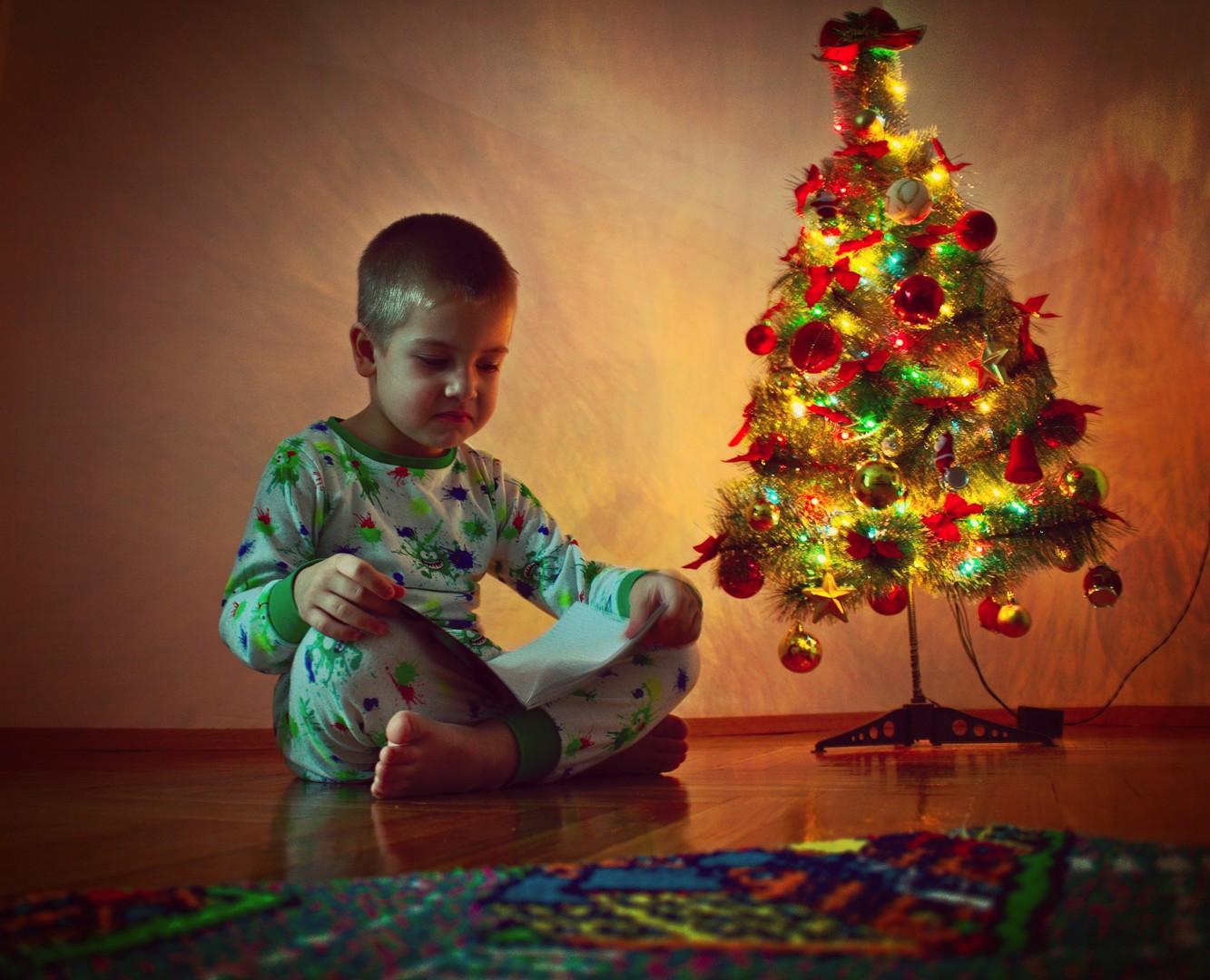 Čekajući poklone #1