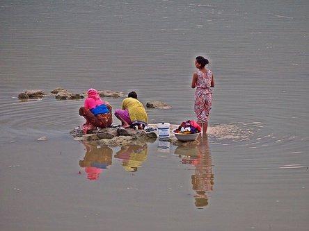 amy15 na jezeru