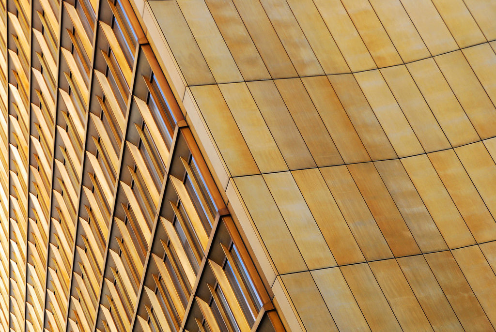 golden lines