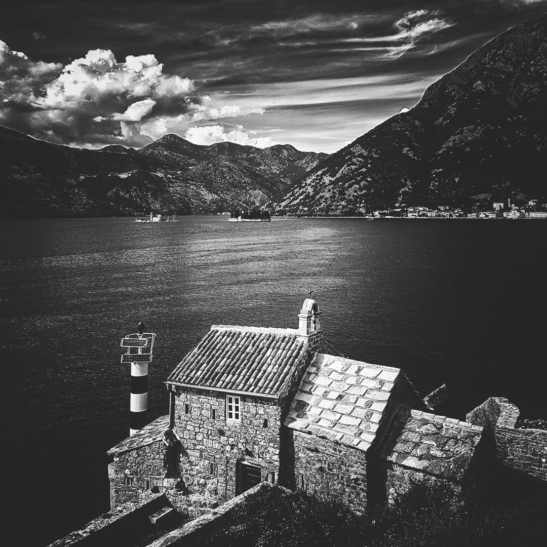 Gospa od Andjela, Perast, Boka Kotorska