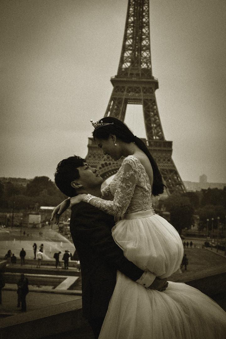 Ljubav na pariski nacin