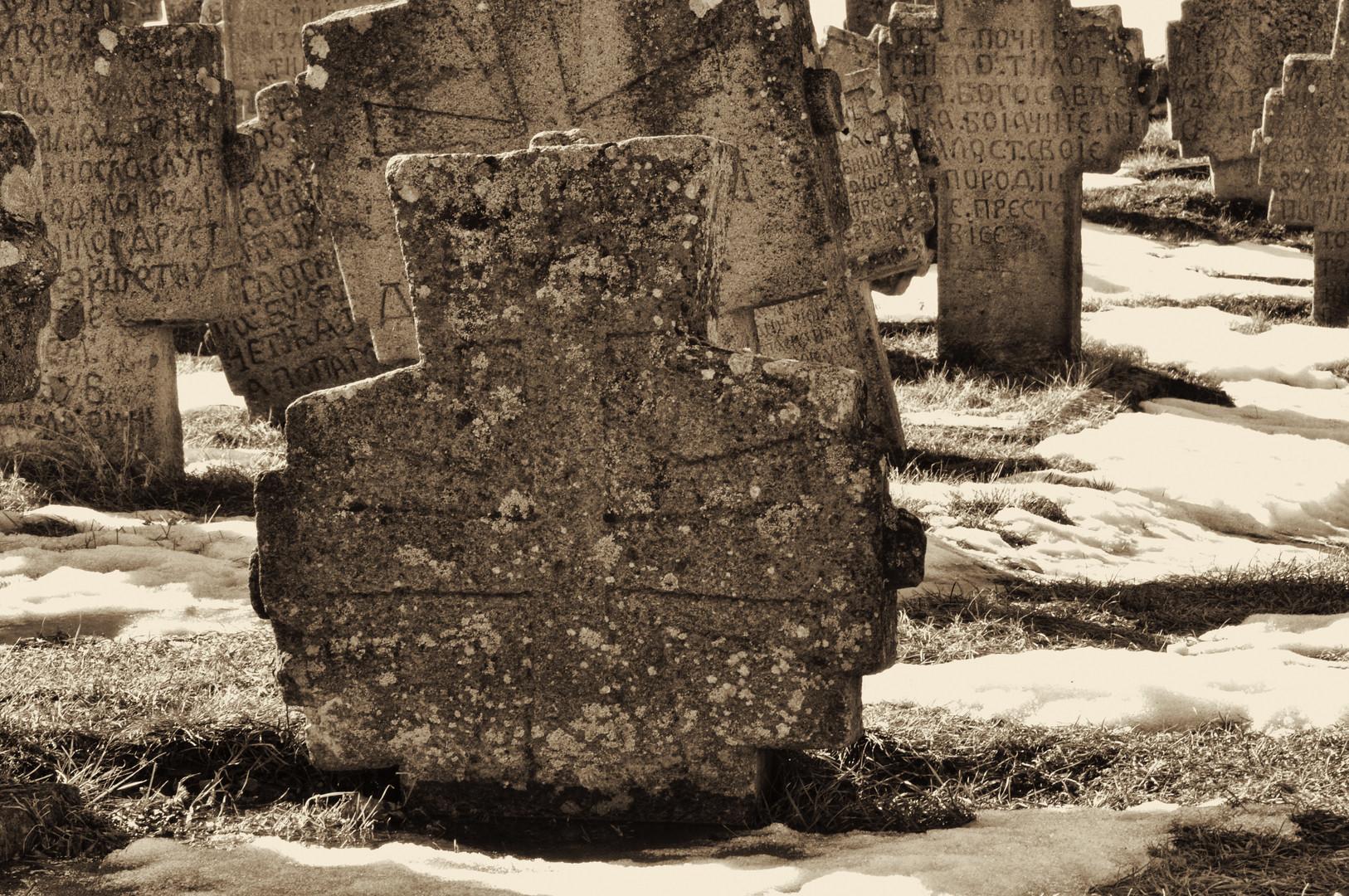 Petrova crkva-groblje
