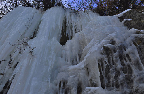 andreotti ice waterfall