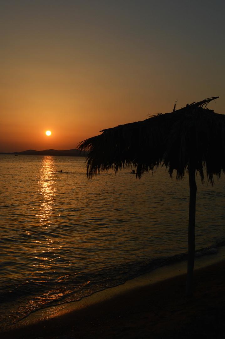 Poslednji zraci sunca