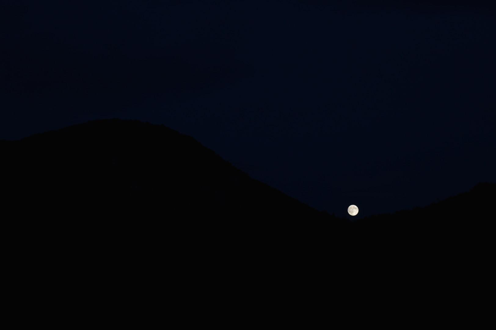 Noć u selu Vlasi