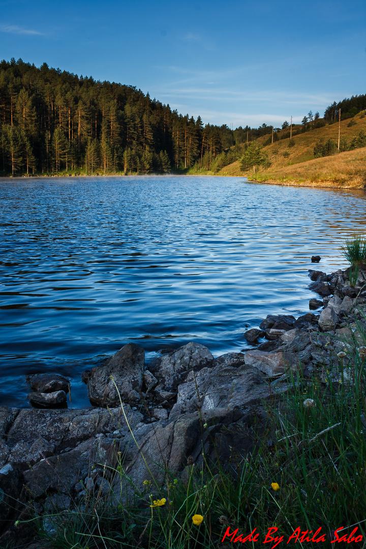 Ribničko jezero