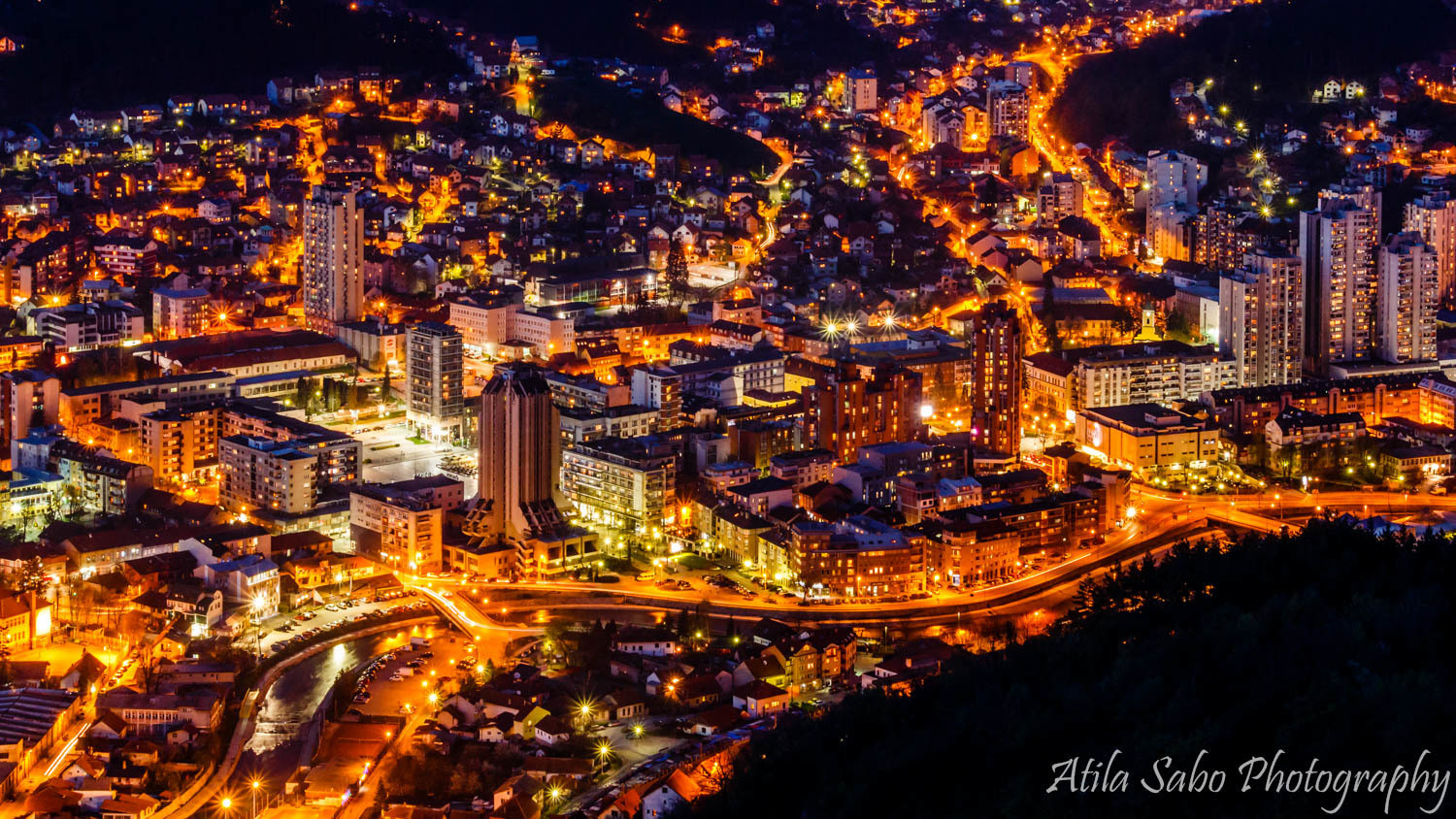 Uzice City Lights