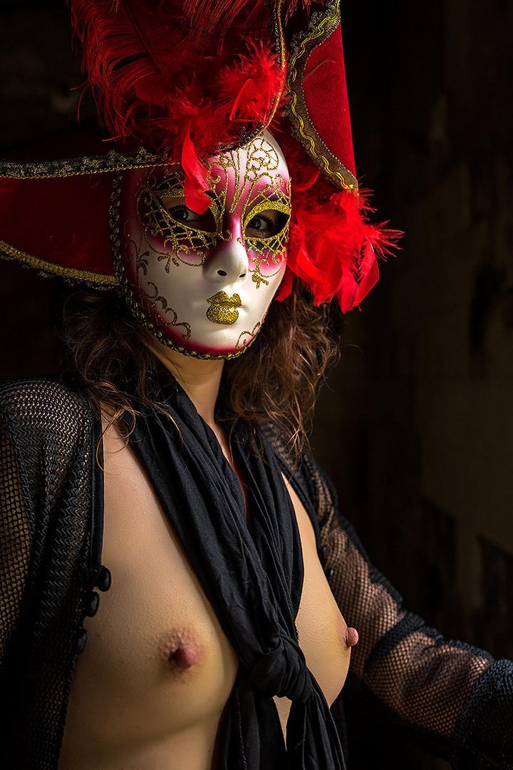 Portret maske