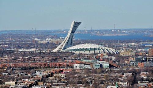 blamir Montreal, olimpijski stadion