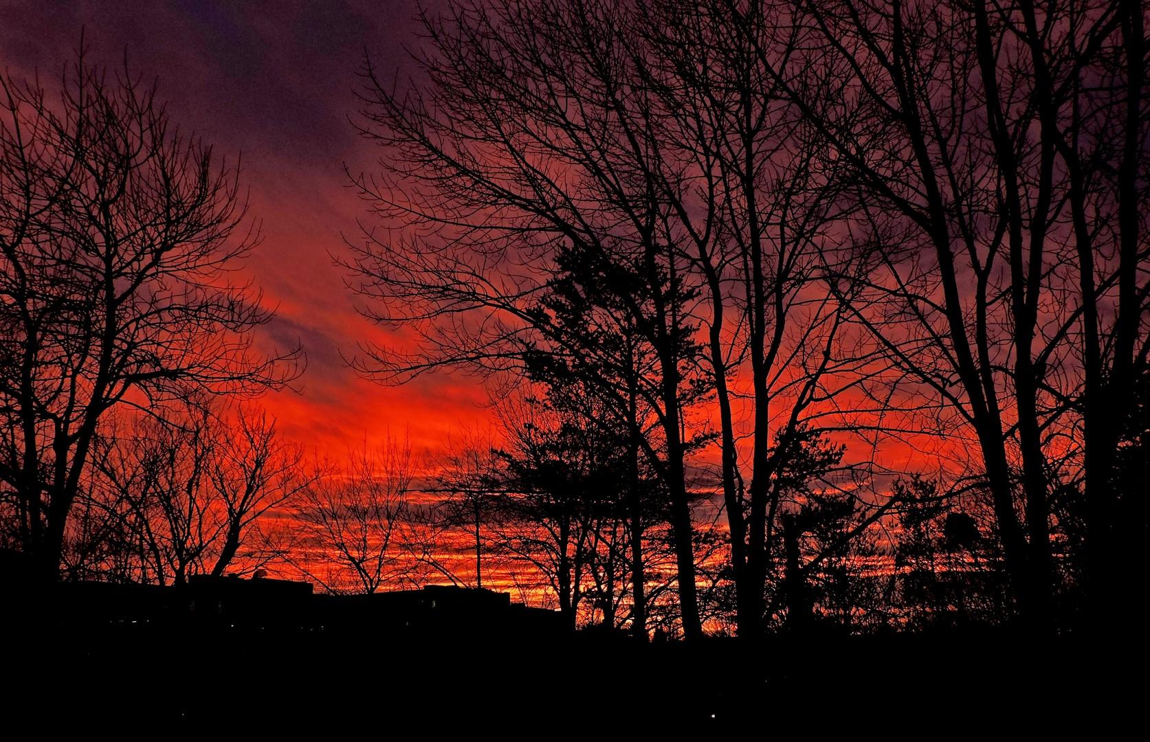 11.novembar 2016. zalazak sunca