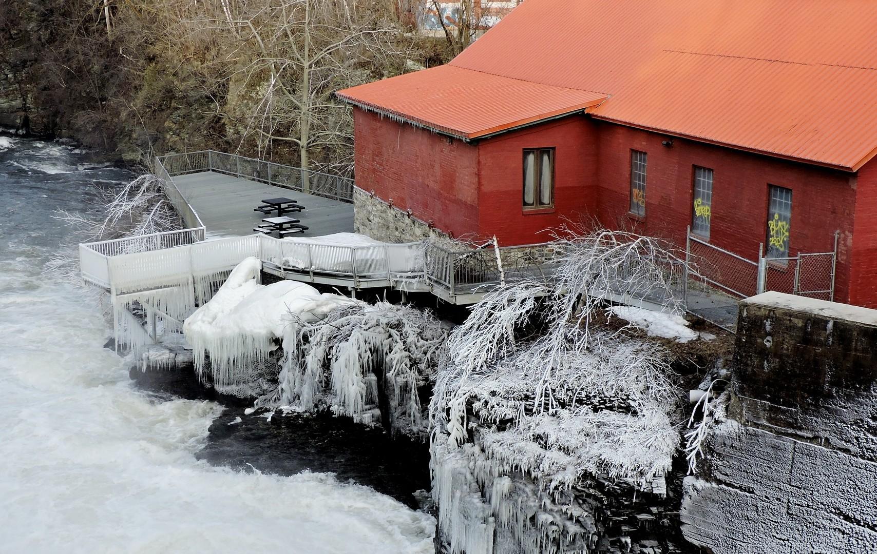 Hidro centrala Frontenac u Sherbrooke