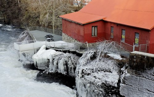 blamir Hidro centrala Frontenac u Sherbrooke
