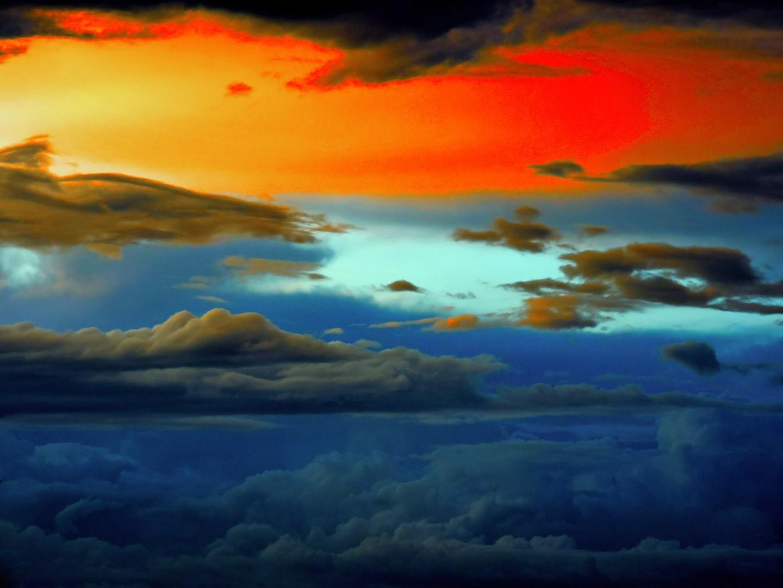 Nebeska carolija