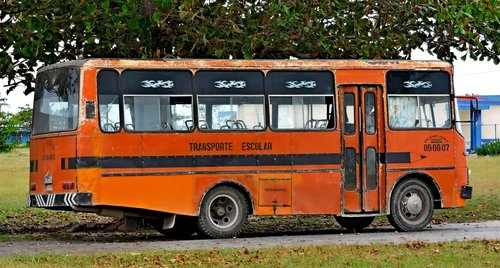 blamir Skolski autobus
