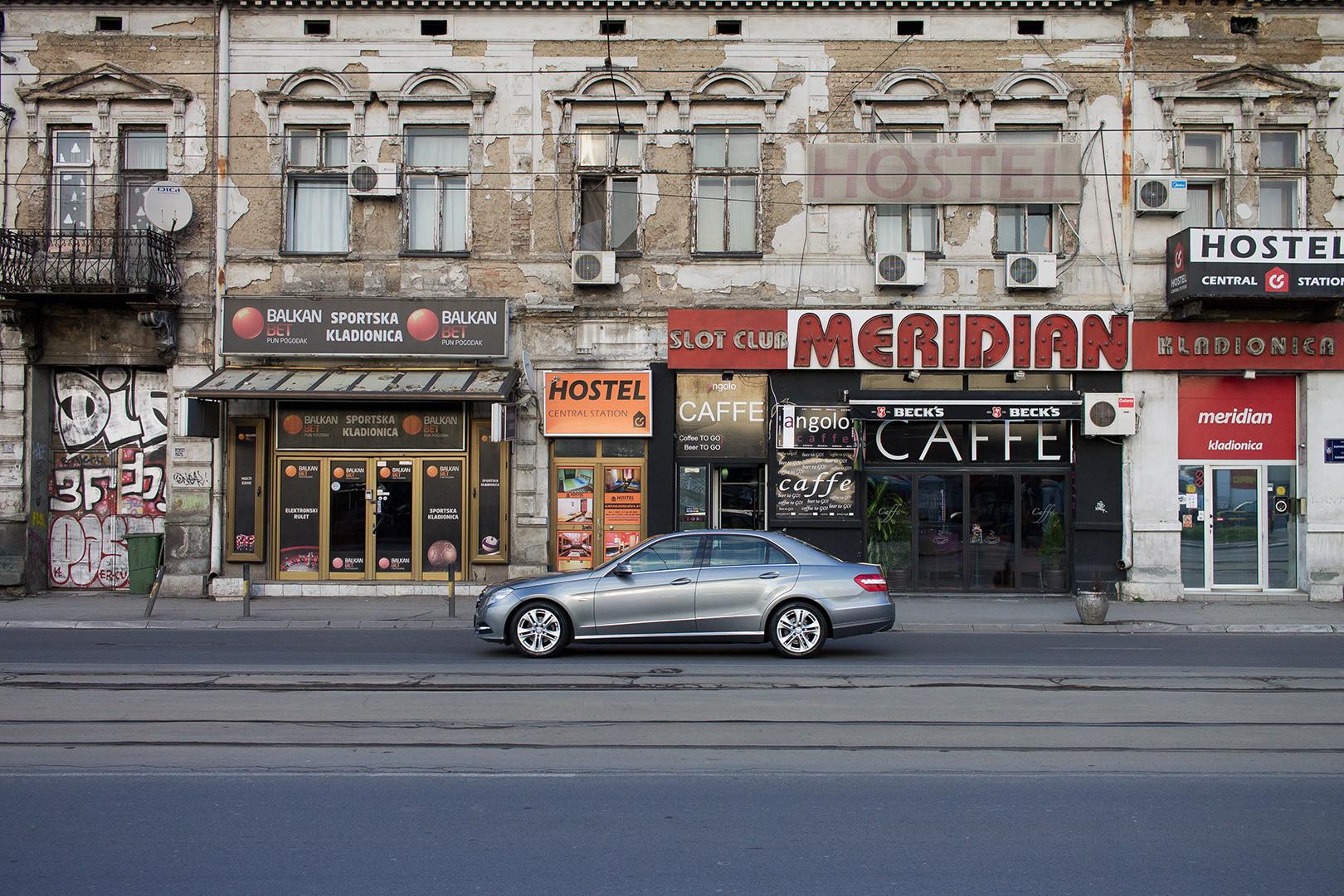 Meridian Caffe
