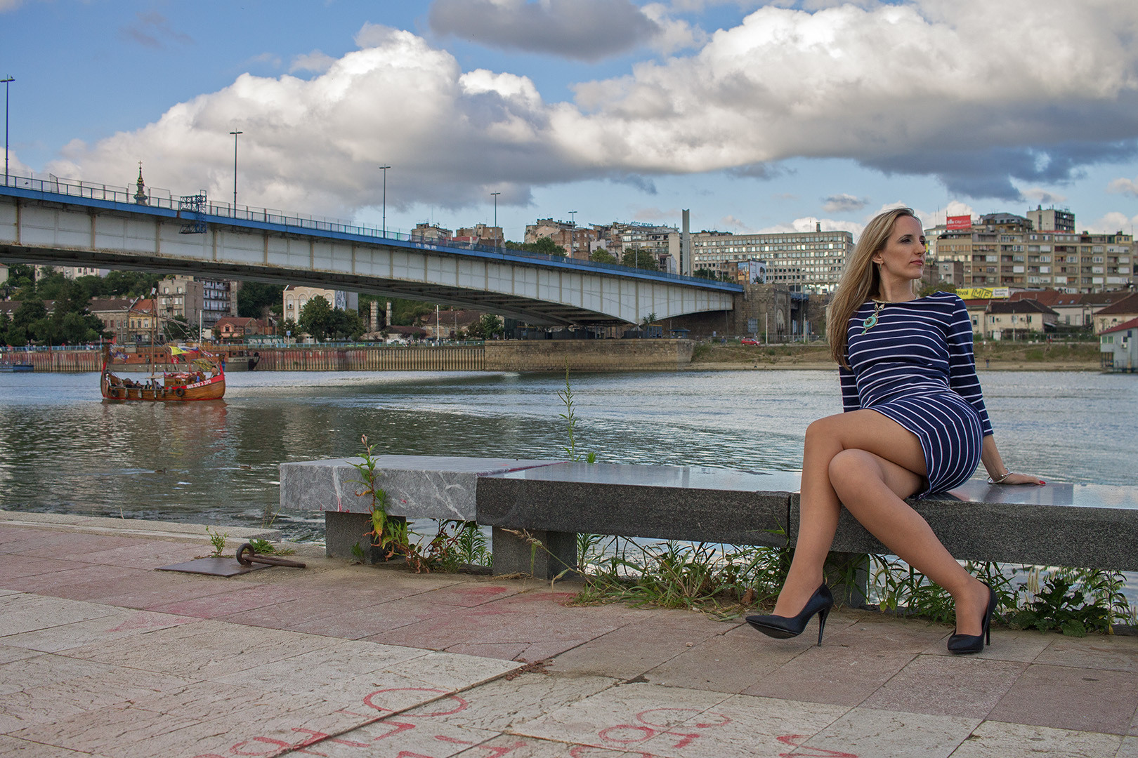 Marija u Beogradu 2