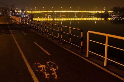 boki73 Most i bicikl