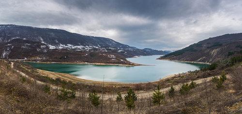 bygilles Zavojsko jezero