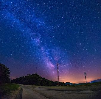 dalibort82 Chasing Milky Way