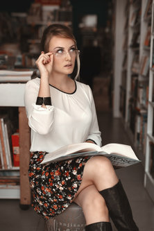 dalibort82 Bibliotekarka