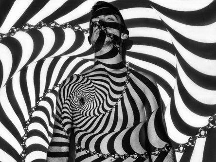 darkomns Crno beli krug