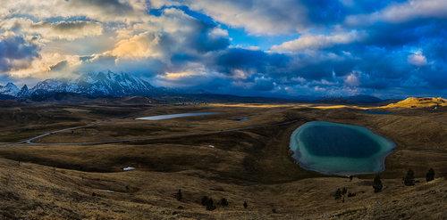 dejod Vražije jezero-Durmitor