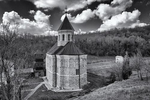 djaniru manastir Mala Remeta